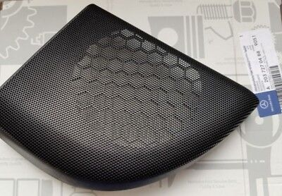 Genuine Mercedes-Benz C Class Coupe / CLC Left Hand Door Speaker Cover