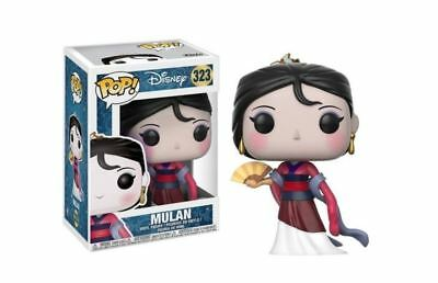 Funko Pop Disney Mulan Collectible Vinyl Figure Gift for Kids Free Shipping