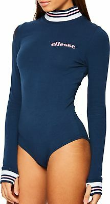 Ellesse Amaro Long Sleeve Bodysuit