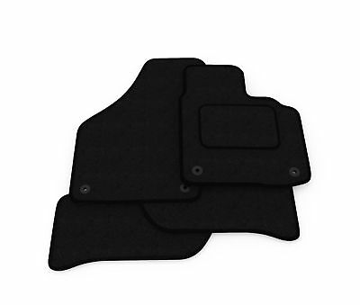Fully Tailored Black Floor Mats - Hyundai i20 (2015-2018) Car Mats