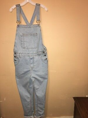 930ab9dcc77b BDG Urban Outfitters Size 33 100% Cotton Denim Jean Overalls Coveralls  Jumpsuit