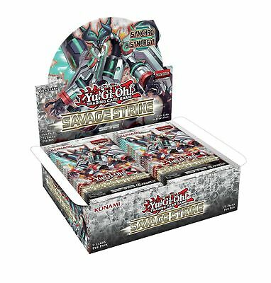 YuGiOh! SAVAGE STRIKE *SAST* - CHOOSE SECRET, ULTRA, SUPER AND RARE CARDS