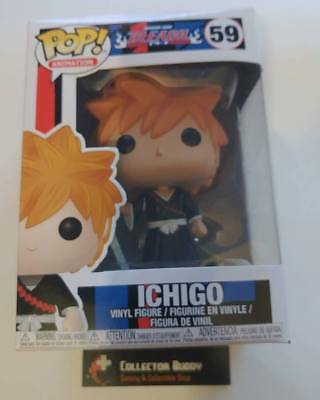 Funko Pop! Animation 59 Shonen Jump Bleach Ichigo Pop Vinyl Figure FU6360