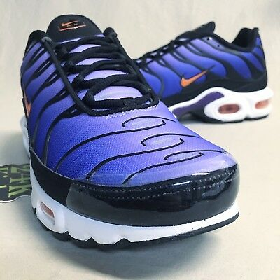 detailed look 8a35f cd1b2 Nike Air Max Plus OG Voltage Purple VNDS Sz 11.5 Galaxy 97 Red White Black  Blue
