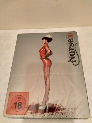 Nurse 3D/2D Blu-ray Limited Edition Steelbook GERMAN / English Audio New&Sealed