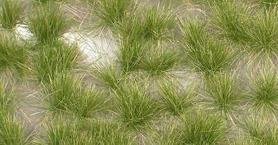 HO GRASS TUFTS - EARLY AUTUMN, EXTRA LONG suit model train