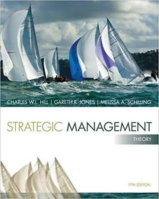 [PDF] Strategic Management Theory An Integrated Approach 11th Edition by Charles