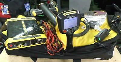 Vivax Metrotech VLoc 9800 Cable/Pipe Locator Utility Line Tracer ⭐Fully Working⭐