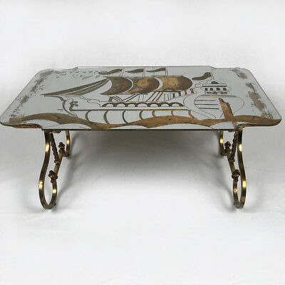 Coffee Table in the taste of la maison Rings