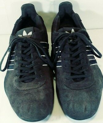 brand new 14ec3 62cc2 RARE Adidas Tuscany Goodyear Racing Driving Shoes Brown Suede Mens Size 9 US