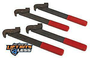 Specialty Products 40840 Tie Rod Adj Wrench Set (4)