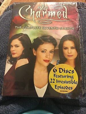 Charmed - The Complete Seventh Season (DVD, 2007, 6-Disc Set, Checkpoint)