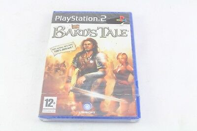 Sony PS2 Playstation 2 The Bard's Tale UK Pal Game Sealed French Copy