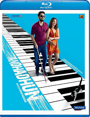 Andhadhun - Original Bollywood Blu Ray