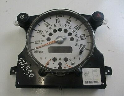 BMW MINI Cooper / One / S JCW Speedo Clock Instrument Cluster 75k Miles 6932506
