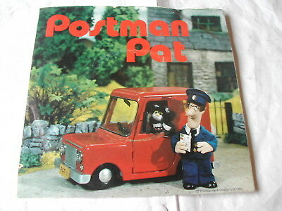 Postman Pat - The Theme Song Sung By Ken Barrie - Theme From Tv Series 7""