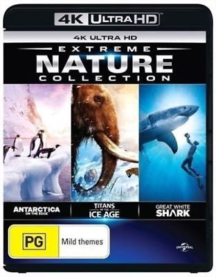 Extreme Nature Collection- 4K Ultra HD Blu-ray Region Free New