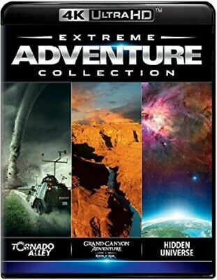 Extreme Adventure Collection - 4K UHD+Blu-ray Region Free [New]