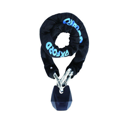 Oxford Hardcore XL 13 Motorcycle Padlock Chain 13 mm x 1.2 Metre LK160