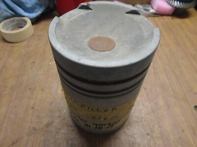 Caterpillar Piston 4M9110 4M9111 NEW: Old Stock. OEM