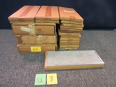 "20 Research Products Hvac Filter 16.5 X 6.5 X 5/16"" Military Aviation 97100510"