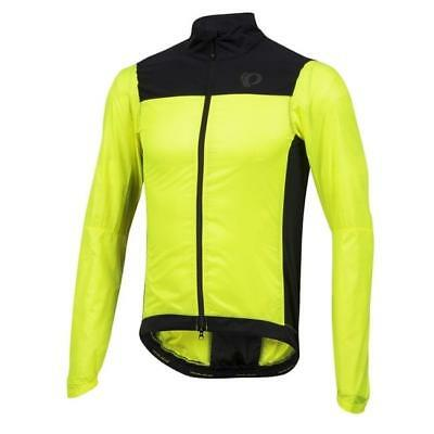 e55de7545 Pearl Izumi Men s Select QUEST Long Sleeve Jersey - Screaming Yellow - M --  NEW
