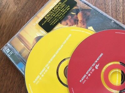 PLACEBO Without You I'm Nothing (Australian limited 2 CD tour edition )