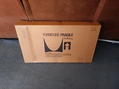 """Herman Miller Ethospace 30"""" x 16"""" E1422.1630 Tackable Fabric Wall Tile - 2 NEW"""