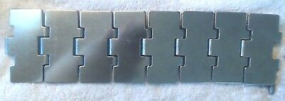 (x1 ft.) MAX-Line Conveyor Chain Tabletop Straight Run Stainless Steel (60S31SM)