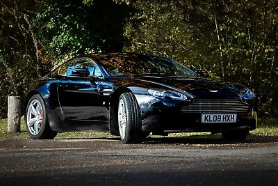 2008 Aston Martin Vantage 4.7 V8 Coupe, Factory Sports Package, Full History