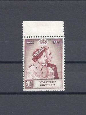 NORTHERN RHODESIA 1948 SG 49 RSW MNH Cat £110