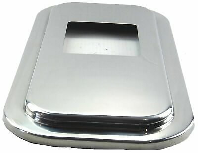 shift plate cover floor boot base cover stainless for Peterbilt 2005+ long nose