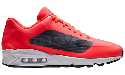 new products 8f78c 78456 HOMME Nike Air Max 90 NS GPX Chaussures Crimson Noir Blanc AJ7182 600 Pdsf