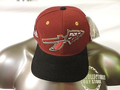 98e0c38c0a4ed0 Florida State Seminoles FSU Zephyr cap Hat NWT NCAA Fitted 7 1/4 NEW