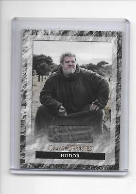 Game of Thrones Season 6 Hodor #S6R2 Shirt Costume Relic