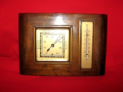 Barometer   Thermometer    50er Jahre
