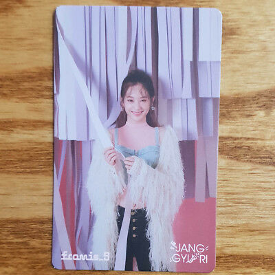 Jang Gyu Ri Official Photocard Fromis 9 Special Single Album From .9 Khino