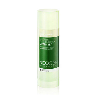 [NEOGEN] Dermalogy Real Fresh Cleansing Stick Green Tea 80g