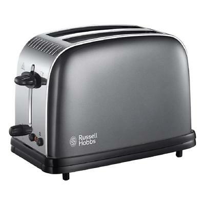 Russell Hobbs 23332 Colour Plus 2 Slice Toaster Grey