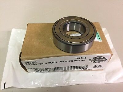 Genuine Harley-Davidson BEARING,ROLL ELEM, NON-ABS WHEEL, 25mm 9276B