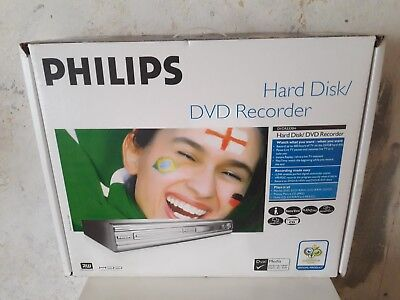 Philips DVDR 5330H - HDD/DVD Recorder - 250GB HDD with Cords (in box)