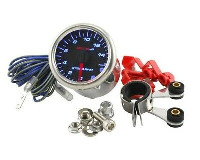 Koso Rev Counter GP Style D48 max 15000 rpm - Carbon Look Display