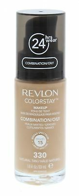 Revlon Colorstay Foundation for Combination/Oily Skin SPF15 330 Natural Tan 30ml