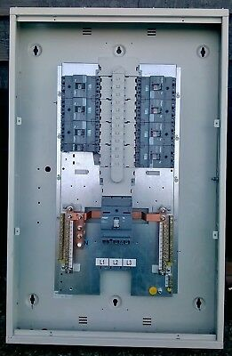 3x schneider hager siemens ab distribution board fuse box consumer unit 3  phase