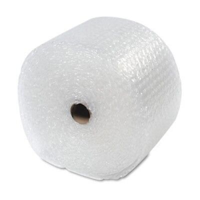 """Recycled Bubble Wrap®, Light Weight 5/16"""" Air Cushioning, 12"""" x 100ft  2 Pack"""