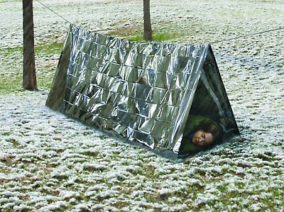 Survival Reflect Tent All Weather Emergency Shelter UST 20-190-1500