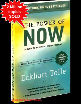 The Power of Now #1 New York Times Bestseller