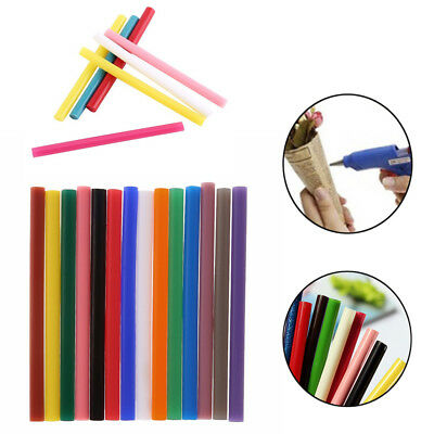 Tool Mix Color Multicolor Art Heating Glue Hot Melt Adhesive Stick Glitter