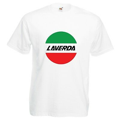Laverda Motorcycles T-Shirt Biker Motorcycle Rider VARIOUS SIZES & COLOURS