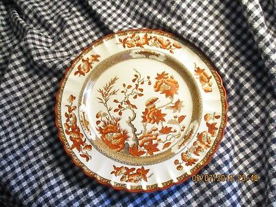 """Spode- Copeland- """"India Tree""""-10 1/4"""" Plate= Vintage-Hand Painted"""